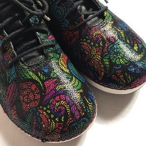0b1ffa83222d Alegria Shoes - Alegria Essence Stained Glass Sneaker